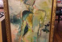 Lauren Reddick - Charlotte artist