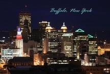 Buffalo, NY My City <3 / by Kay La'Beautique