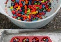 kleurenpieten / inspiratie om te creëeren rondom KleurenPieten