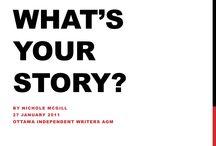 Storytelling for Fiction & Narrative Nonfiction