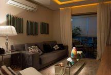 Cinza na decoração / O cinza proporciona uma pitada de sofisticação para os ambientes, confira lindos projetos!