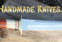 EpicHandmadeKnives.com / EpicHandmadeKnives.com offers beautiful, high-quality, fully functional blades crafted by masters. We empower the humanimal by reconnecting them to primal tools, wisdom, and resources.