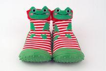 wat een schattige antislip sokschoentjes! <3 / sokschoentjes Uwalk