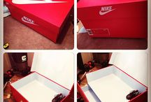 S N E A K E R S B O X .fr // Installation instructions to make himself his own giant shoe box ! / S N E A K E R S B O X .fr