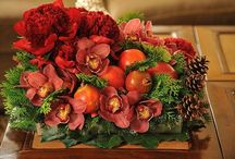 Christmas design inspiration / by Floral Design Institute