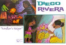 kunst voor kinderen wereldwijd