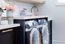 HOME | Laundry Area