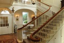 Entry & Stairs / by Cristen St Louis
