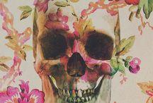 Skulls & Skeletons / by ZombieGirl