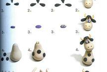 Decorative towel animals