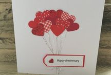 anniversay cards