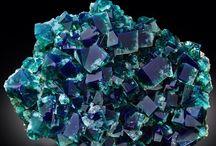 Offensive minerals