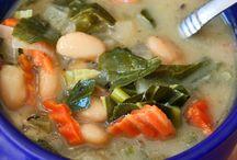 Soups, Stews, Curries