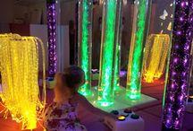 Sensory: Rooms-Equipment-Gardens
