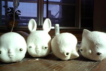 Art - Paper Mache`/Clay How To & WIP's / by Linda H.