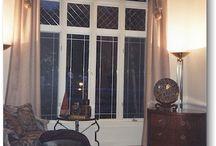gordijnen huiskamer