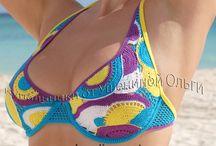 crochet bikini inspiration
