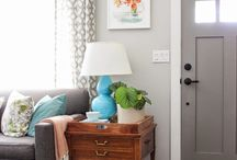 Entryway playroom ideas