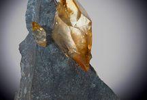 Kristallen en mineralen