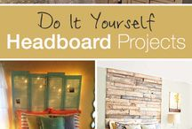Diy Headboards / by Connie Lynam Dickinson