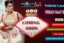 Friday Haat / This Diwali Get Exclusive Discounts only on Indzola