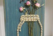string art / stringart