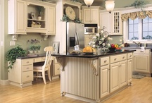 (DP) Painted Showplace Cabinetry - Showplace Cabinets