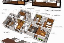 Minidepartamentos - Oniria Arquitectura