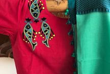 Embroidery designs for blouses