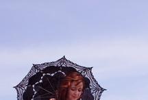 umbrellas / by Alissa Lawing