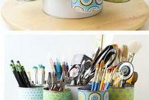 ideas con materiales reciclables
