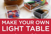 Light table activity