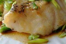 お魚レシピ