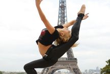 Paris dance