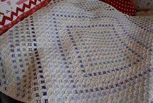 Quilt colour combos / Quilts
