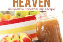 Carmel for  apples