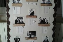 tableau de marriage