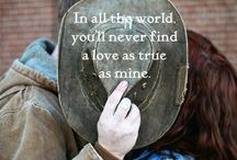 Love quotes and stories / by Cindy Greenwood