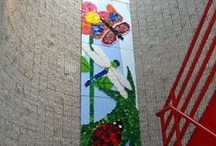 Mural and sculpture ideas