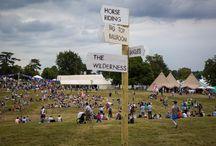 Wilderness Festival in UK
