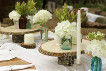 Wedding centerpieces / by Karla Bracero Santos