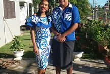Kalavata / Celebrated our big day in blue with loved ones by the ocean!!  #mrNmrsBulisolevu