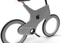 Bike / Tipo de bicicletas em várias épocas e tecnologias
