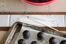 I Want To Make Cake Pops! / Cake pops