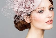 Hats, Veils & Hairstyles..