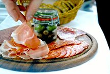 Cold Cuts and Sharing Plates / Look at lovely pictures of our cold cuts and sharing plates, all of which include the finest meats from Italy