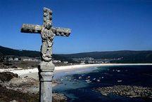 Praias de Portugal e Espanha