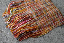Woven Projects / Woven Projects in Miss Babs yarns