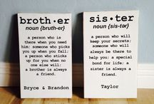 Brother sister