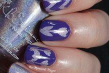 Nails and nail polish / by Libby Manis